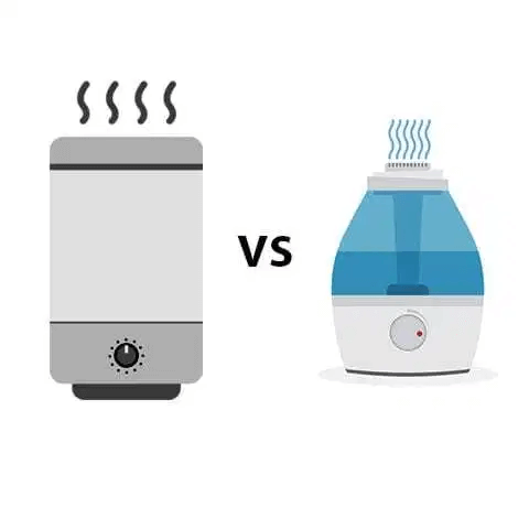 does an air purifier work like a humidifier - a common misconception that they are the same