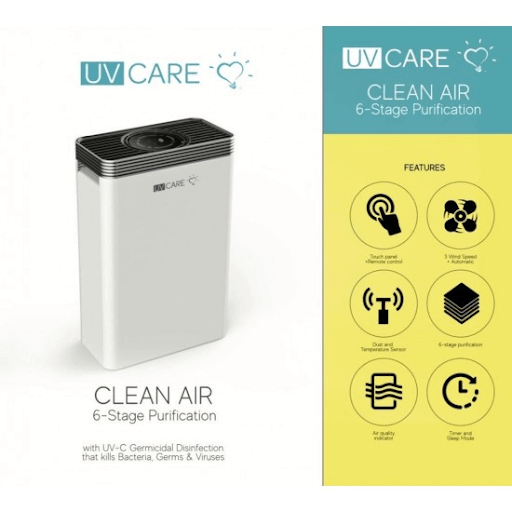 features to look at in air sterilizer